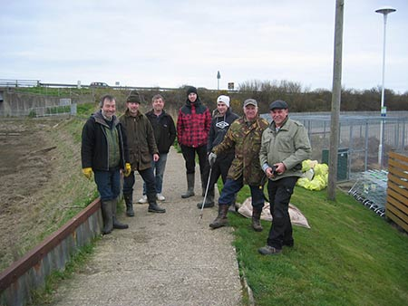 breydon clean up 2015 image 3